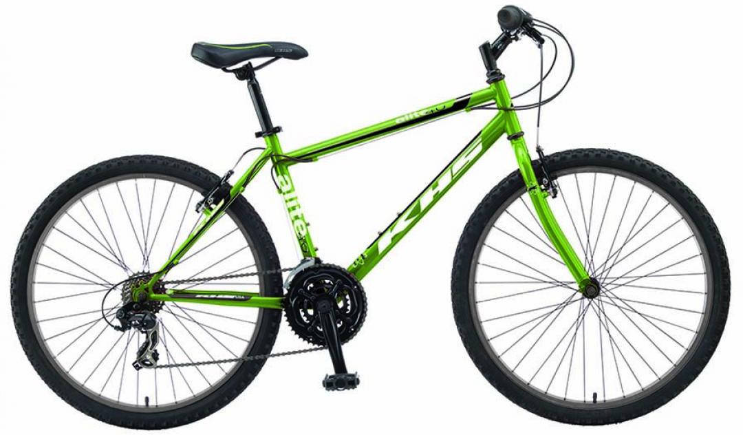 Велосипед горный KHS Alite 40 2015, цвет: желтый, рама 15, колесо 26210450