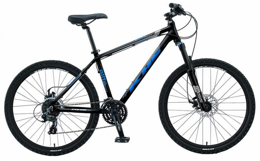 Велосипед горный KHS Alite 150 2015, цвет: черный, рама 15, колесо 26210470