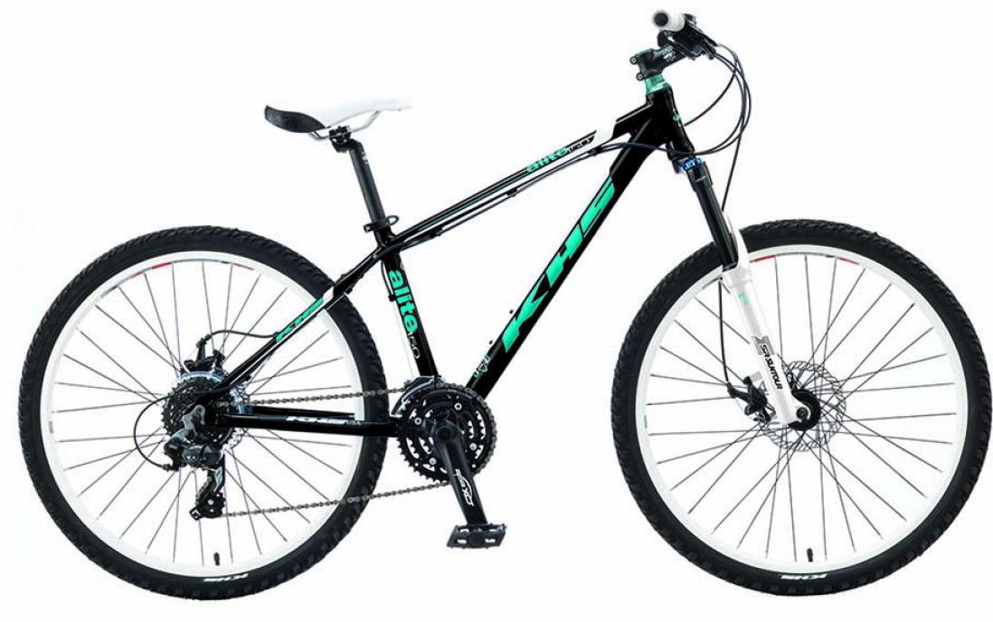 Велосипед женский KHS Alite 150 Ladies 2015, цвет: черный, рама 17, колесо 26212032