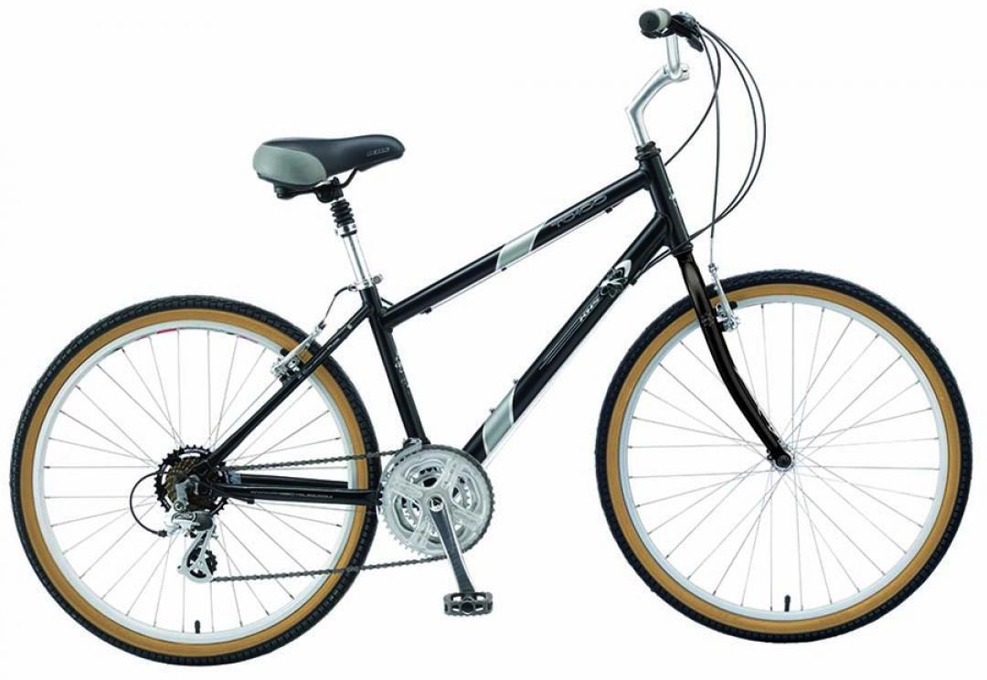 Велосипед городской KHS Town & Country 2015, цвет: черный, рама 21, колесо 26212039