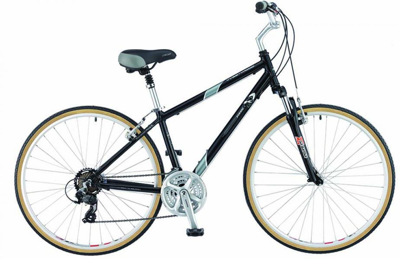 Велосипед городской KHS Westwood 2015, цвет: черный, рама 17, колесо 28212040