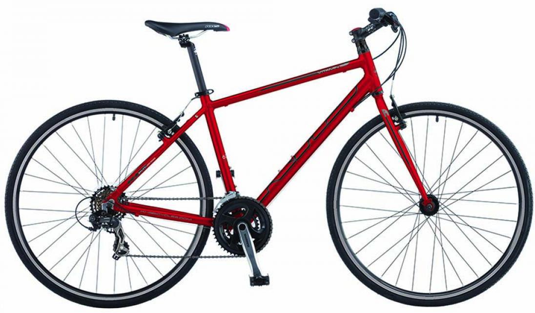 Велосипед городской KHS Vitamin A 2015, цвет: красный, рама 16, колесо 28212066