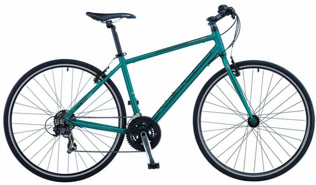 Велосипед городской KHS Vitamin A 2015, цвет: синий, рама 16, колесо 28212069