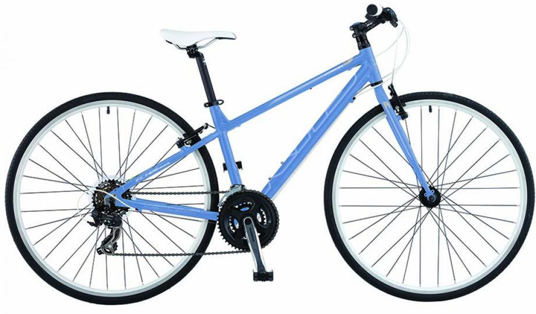 Велосипед городской KHS Vitamin A Ladies 2015, цвет: синий, рама 16, колесо 28212074