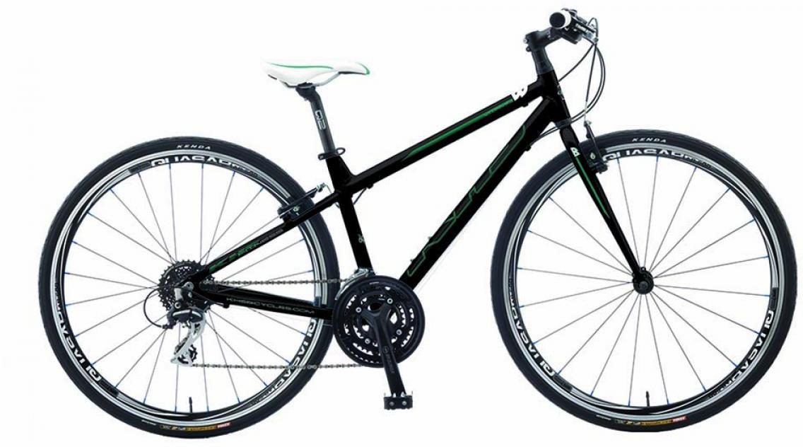 Велосипед городской KHS Vitamin B Ladies 2015, цвет: черный, рама 16, колесо 28212085