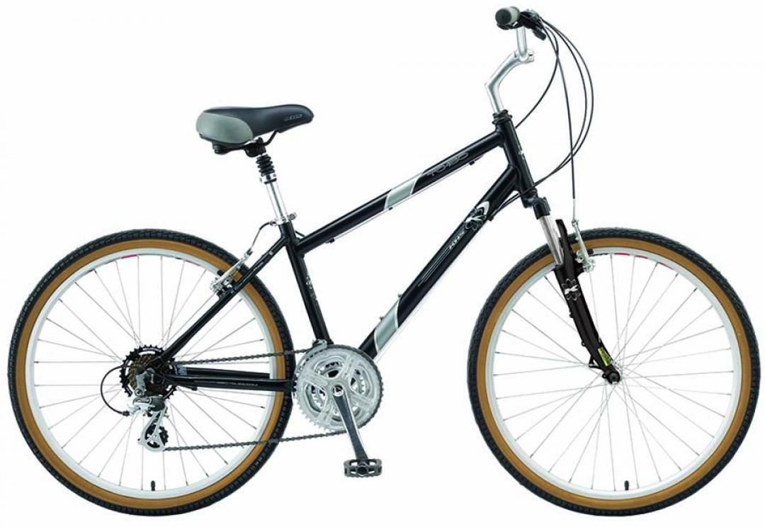Велосипед городской KHS Town & Country Se 2015, цвет: черный, рама 19, колесо 26212087