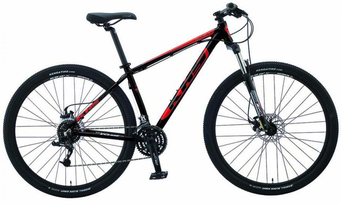 Велосипед горный KHS Zaca 2015, цвет: черный, рама 21, колесо 29212335