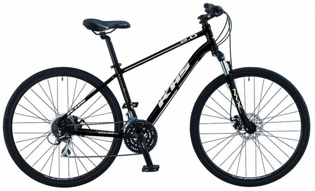Велосипед городской KHS Ultra Sport 2.0 2015, цвет: красный, рама 15, колесо 28212809
