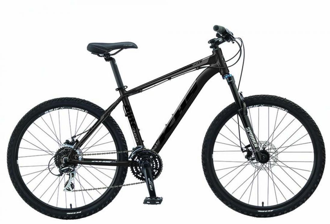 Велосипед горный KHS Alite 350 2015, цвет: черный, рама 20, колесо 26212871