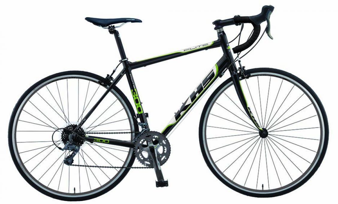 Велосипед шоссейный KHS Flite 300 2015, цвет: черный, рама 21,5, колесо 28212919