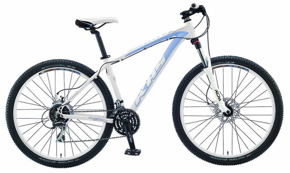 Велосипед женский KHS Sixfifty 300 Ladies 2015, цвет: белый, рама 18, колесо 27,5212955