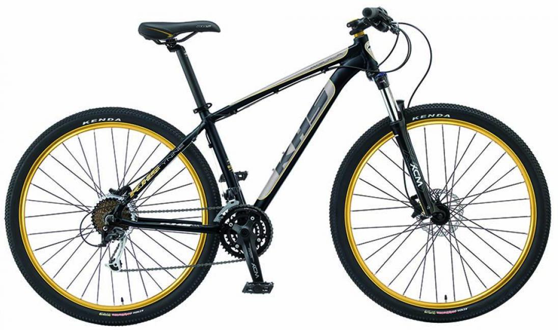 Велосипед горный KHS Aguila 2015, цвет: черный, рама 18, колесо 29212969