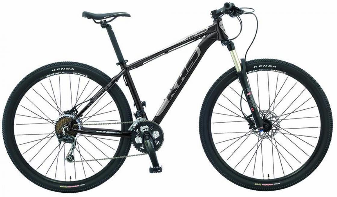 Велосипед горный KHS Tempe 2015, цвет: серый, рама 16, колесо 29212971