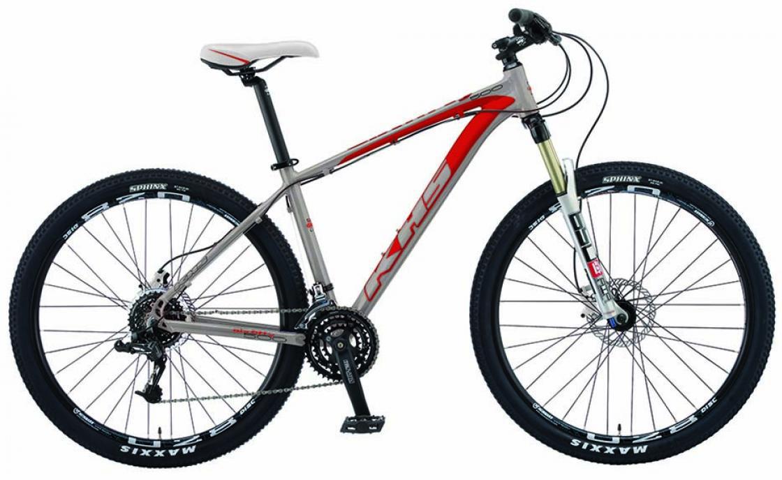 Велосипед женский KHS Sixfifty 500 Ladies 2015, цвет: красный, рама 14,5, колесо 27,5253220