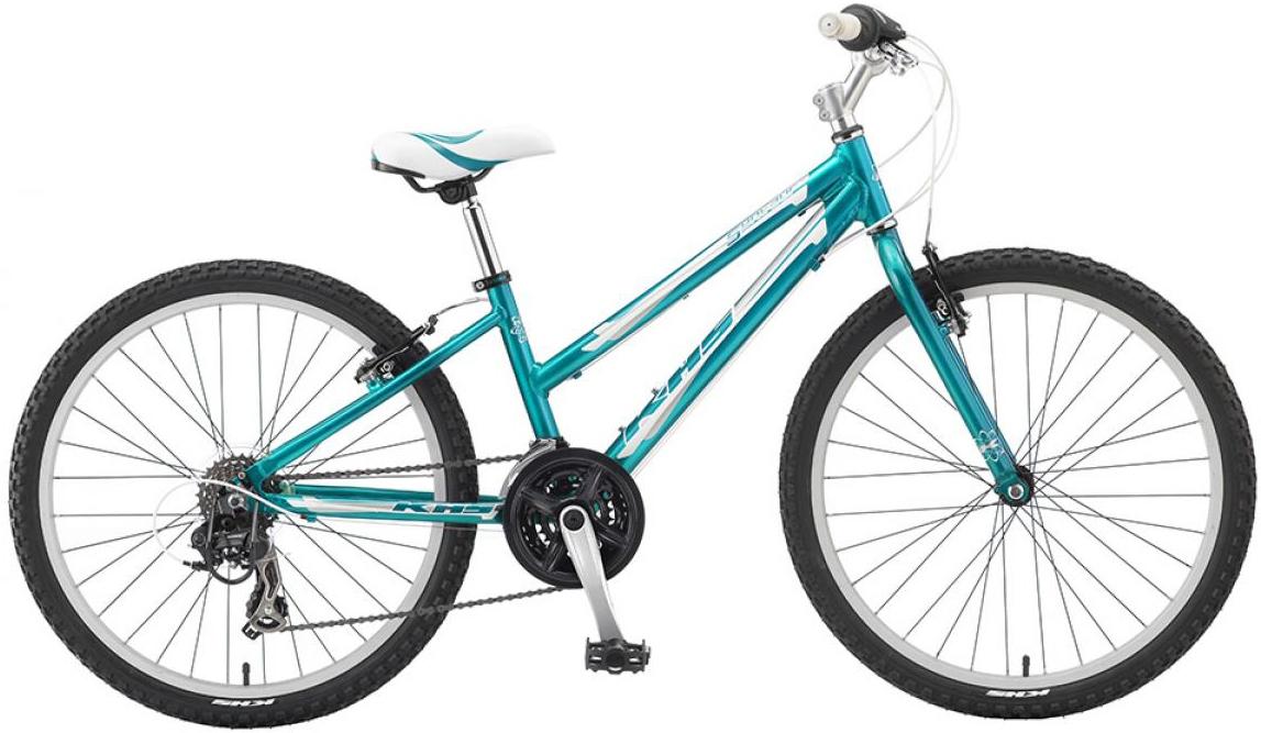 Велосипед детский KHS Syntaur Girl 2016, цвет: синий, колесо 24258531