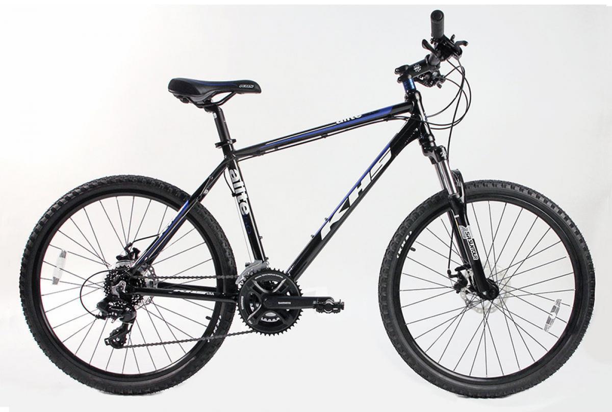 Велосипед горный KHS Alite 150 2016, цвет: черный, рама 20, колесо 26258548