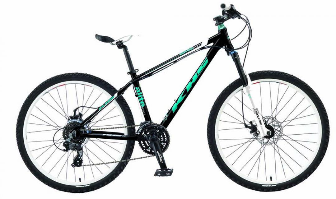 Велосипед женский KHS Alite 150 Ladies 2016, цвет: черный, рама 15, колесо 26258553