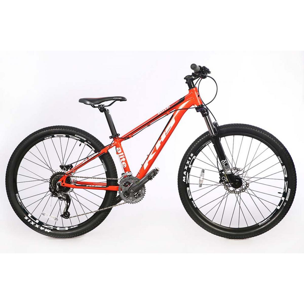 Велосипед горный KHS Alite 500 2016, цвет: оранжевый, рама 17, колесо 26258572