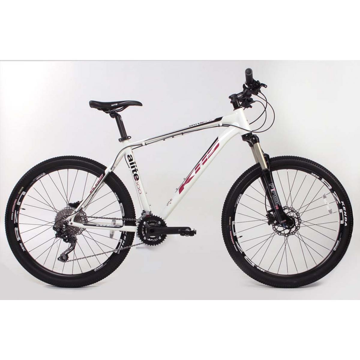 Велосипед горный KHS Alite 1000 2016, цвет: белый, рама 15, колесо 26258585