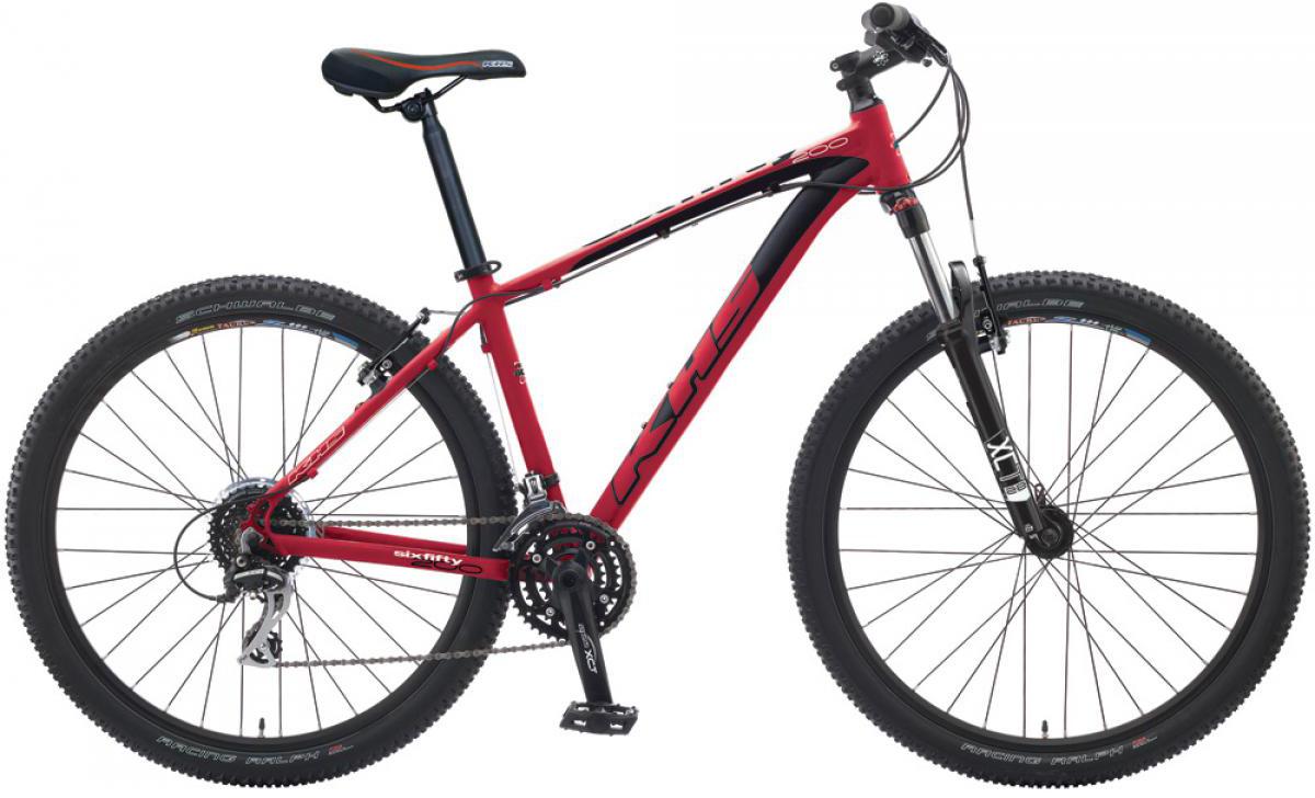 Велосипед горный KHS Sixfifty 200 2016, цвет: красный, рама 16, колесо 27,5258594
