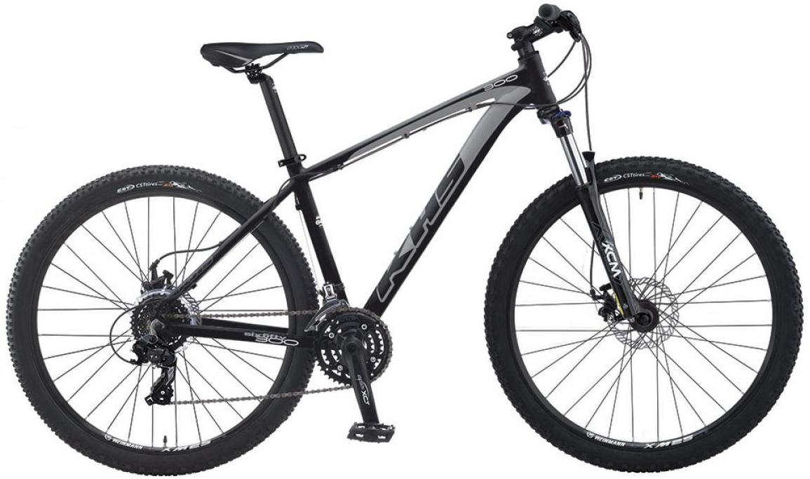 Велосипед горный KHS Sixfifty 300 2016, цвет: серый, рама 18, колесо 27,5258599
