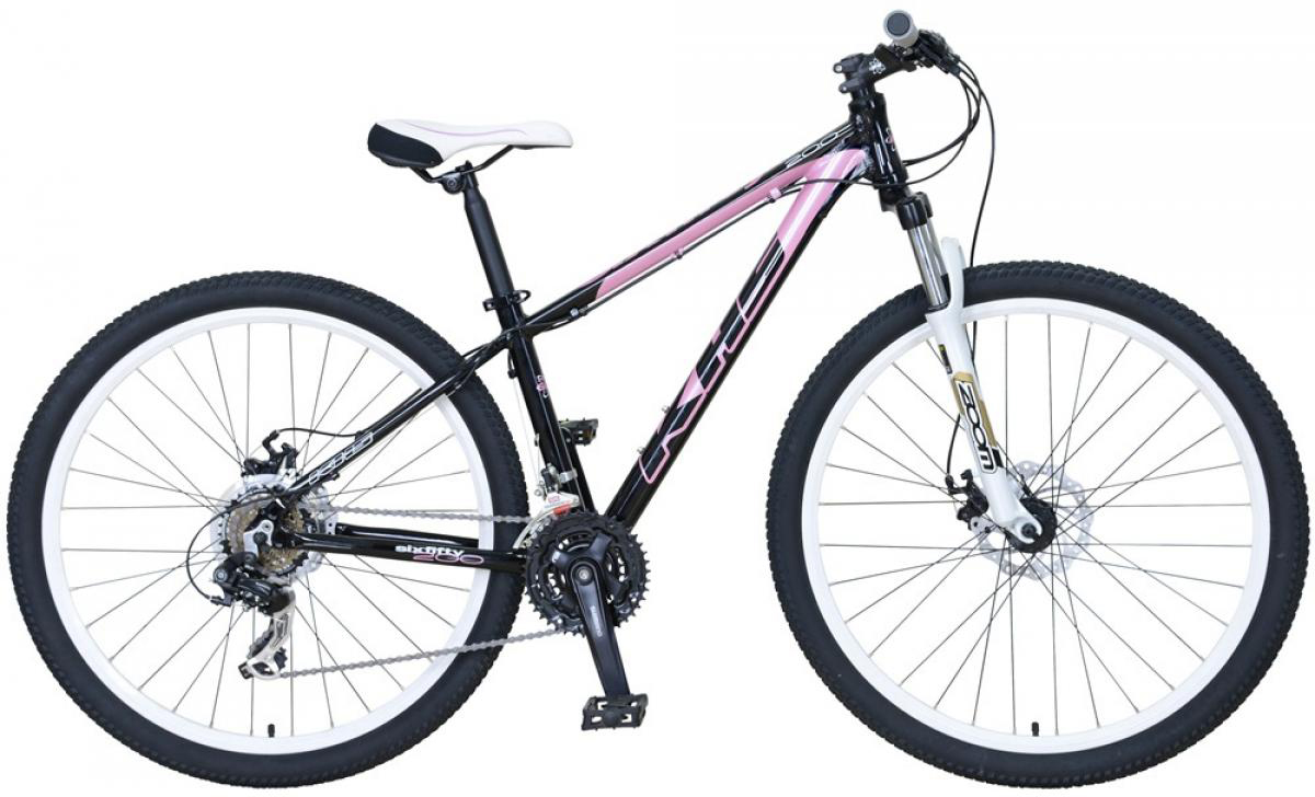 Велосипед женский KHS Sixfifty 200 Ladies 2016, цвет: розовый, рама 16, колесо 27,5258617