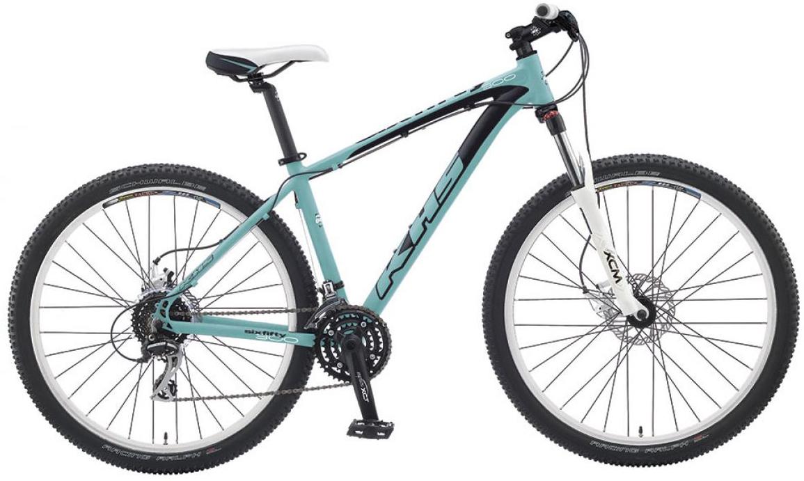 Велосипед женский KHS Sixfifty 300 Ladies 2016, цвет: голубой, рама 16, колесо 27,5258619