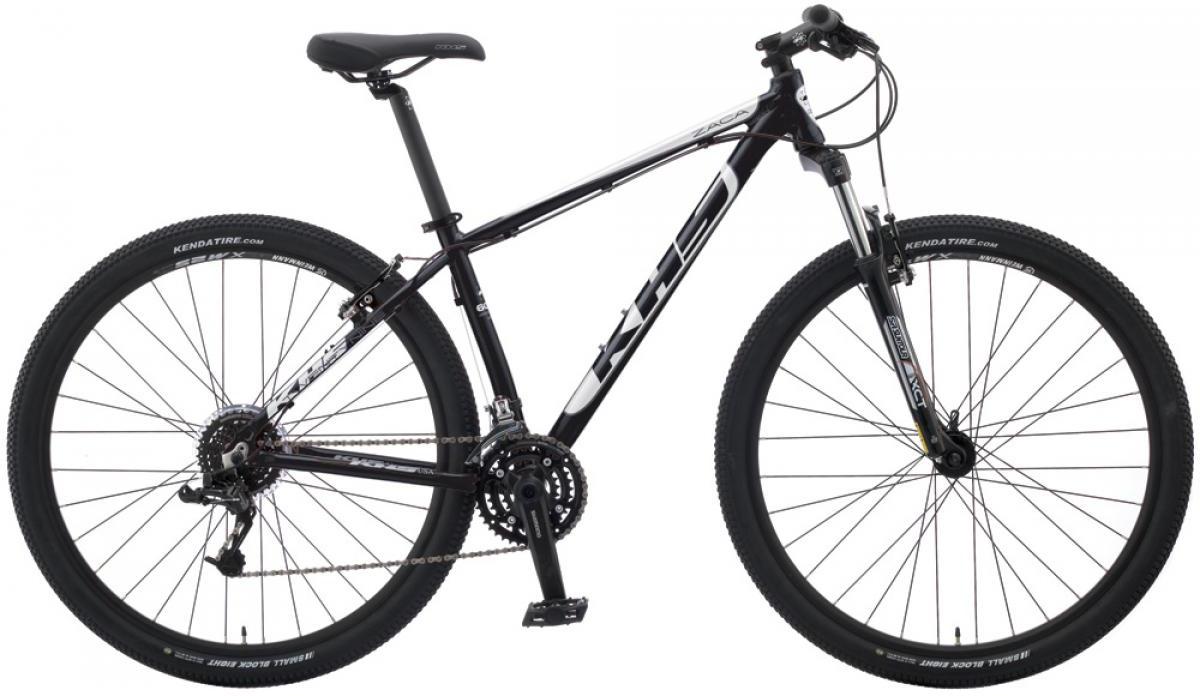 Велосипед горный KHS Zaca 2016, цвет: черный, рама 22, колесо 29258657