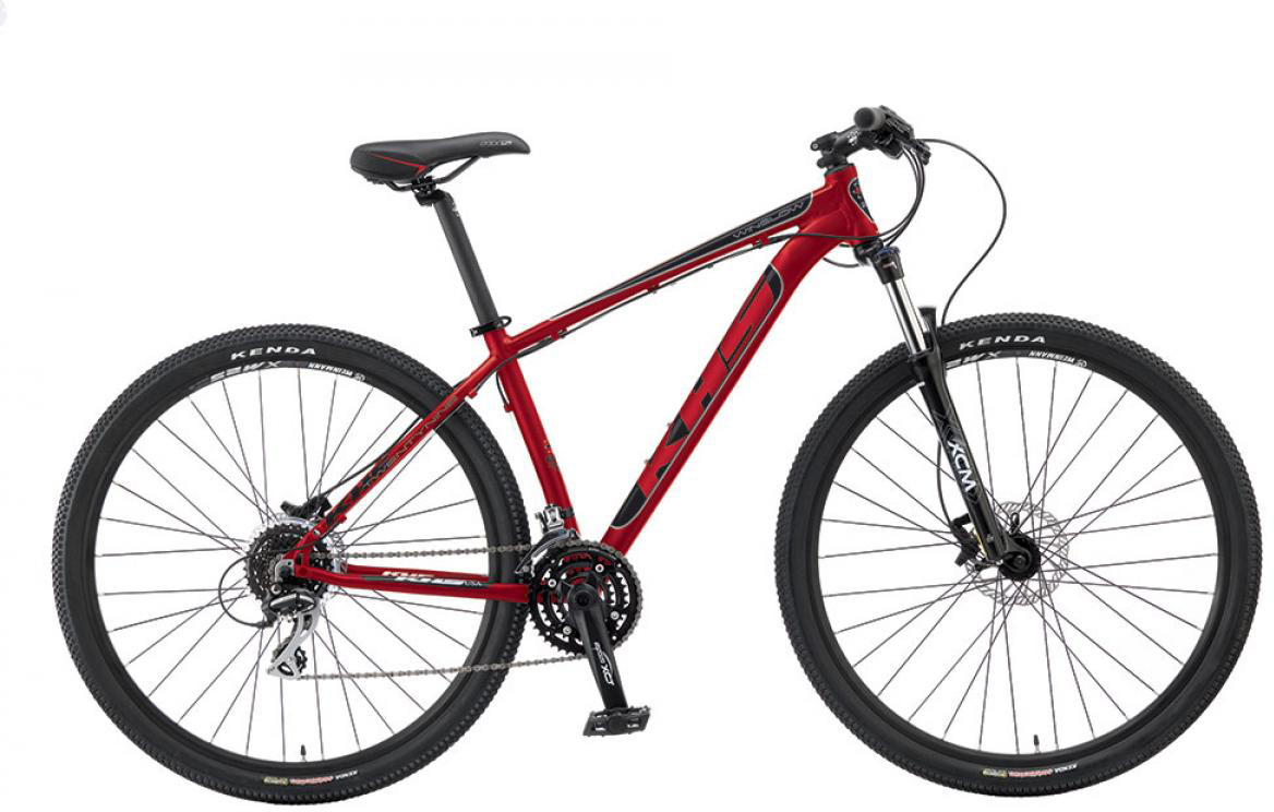 Велосипед горный KHS Winslow 2016, цвет: красный, рама 18, колесо 29258665