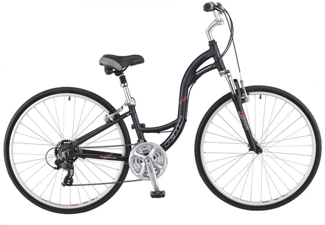 Велосипед городской KHS Westwood Ladies 2016, цвет: черный, рама 17, колесо 28258703