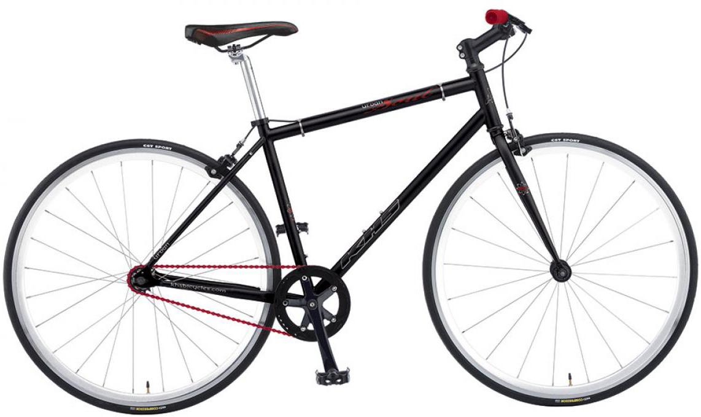 Велосипед городской KHS Urban Soul 2016, цвет: черный, рама 20, колесо 28258708