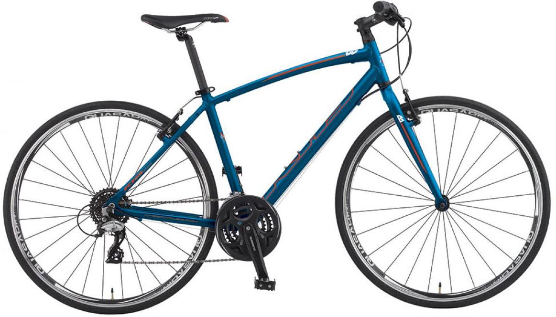 Велосипед городской KHS Vitamin B 2016, цвет: синий, рама 16, колесо 28258774
