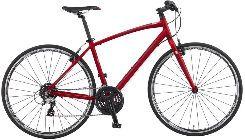 Велосипед городской KHS Vitamin B 2016, цвет: красный, рама 18, колесо 28258779