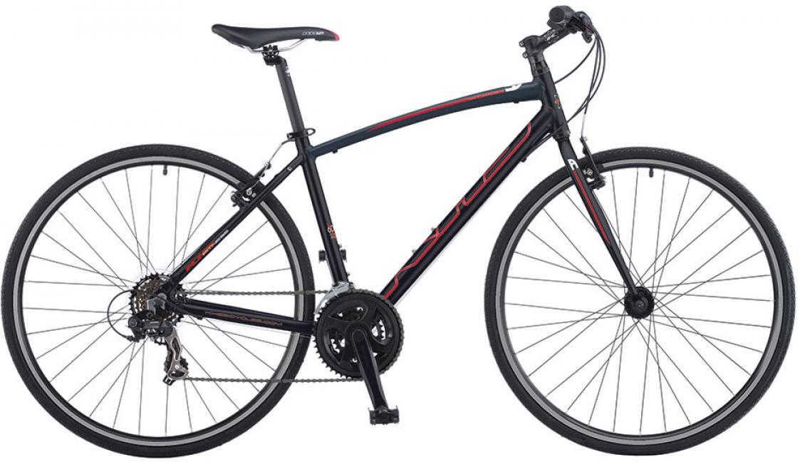 Велосипед городской KHS Vitamin A 2016, цвет: черный, рама 16, колесо 28258782