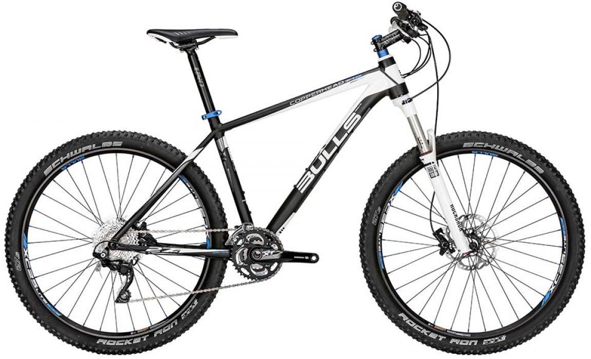 Велосипед горный Bulls Copperhead 3 RS 2015, цвет: серый, рама 18, колесо 27,5128561