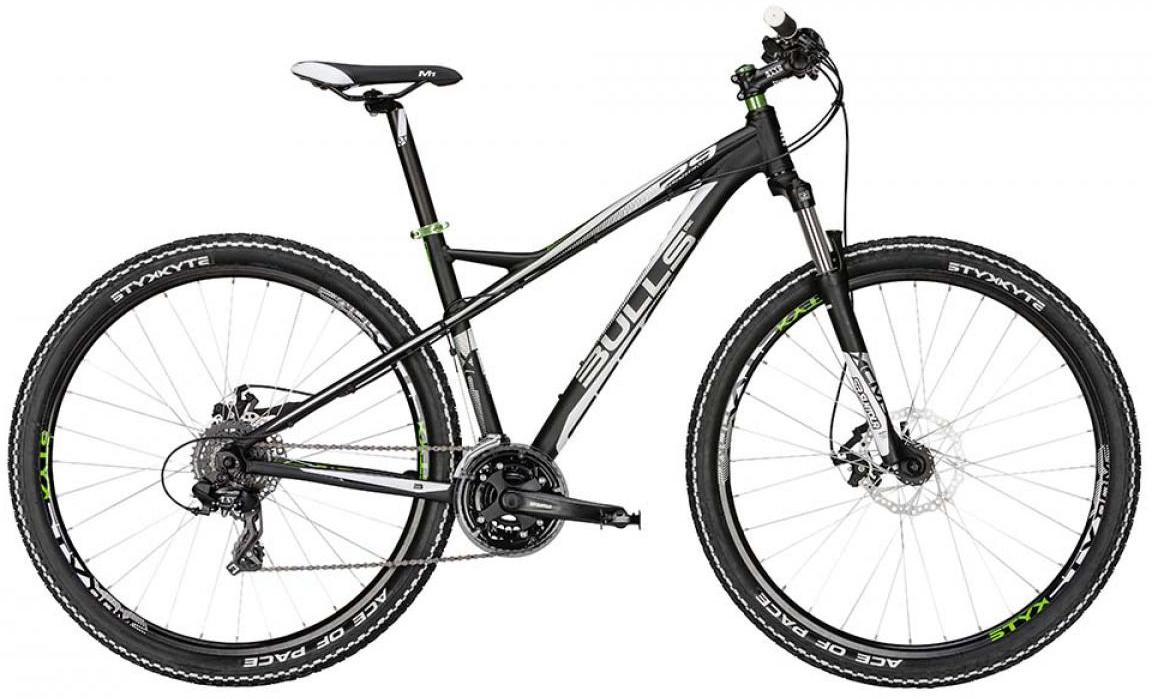 Велосипед горный Bulls Sharptail Supreme 2015, цвет: черный, рама 16, колесо 29128574