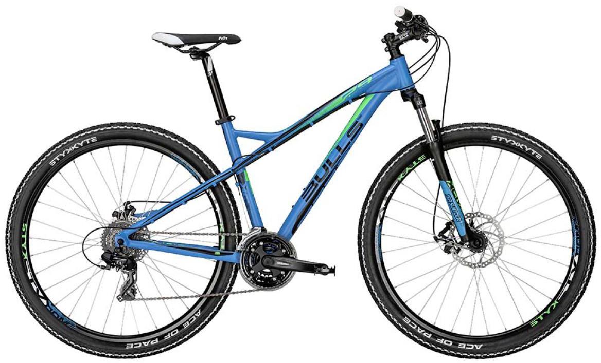 Велосипед горный Bulls Sharptail Supreme 2015, цвет: синий, рама 18, колесо 29128586