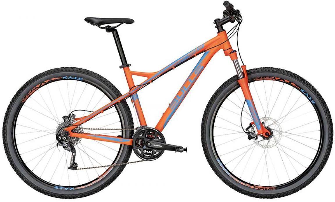 Велосипед горный Bulls Sharptail 2015, цвет: оранжевый, рама 18, колесо 29128596