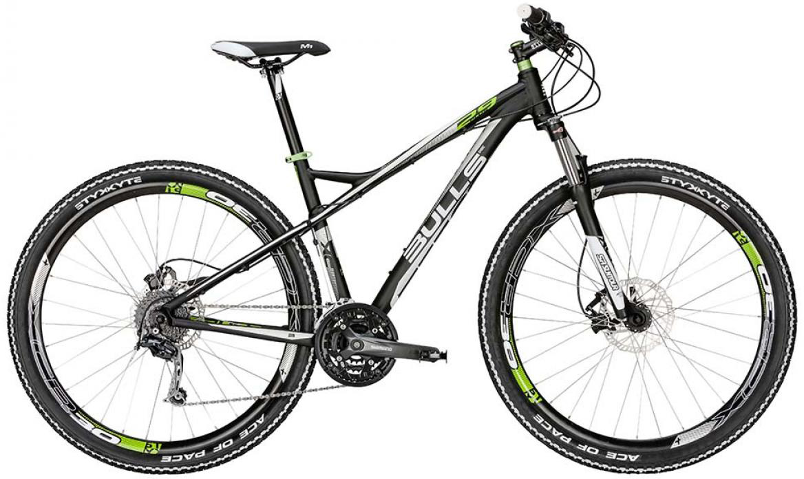 Велосипед горный Bulls Sharptail Plus 2015, цвет: черный, рама 20, колесо 29128606