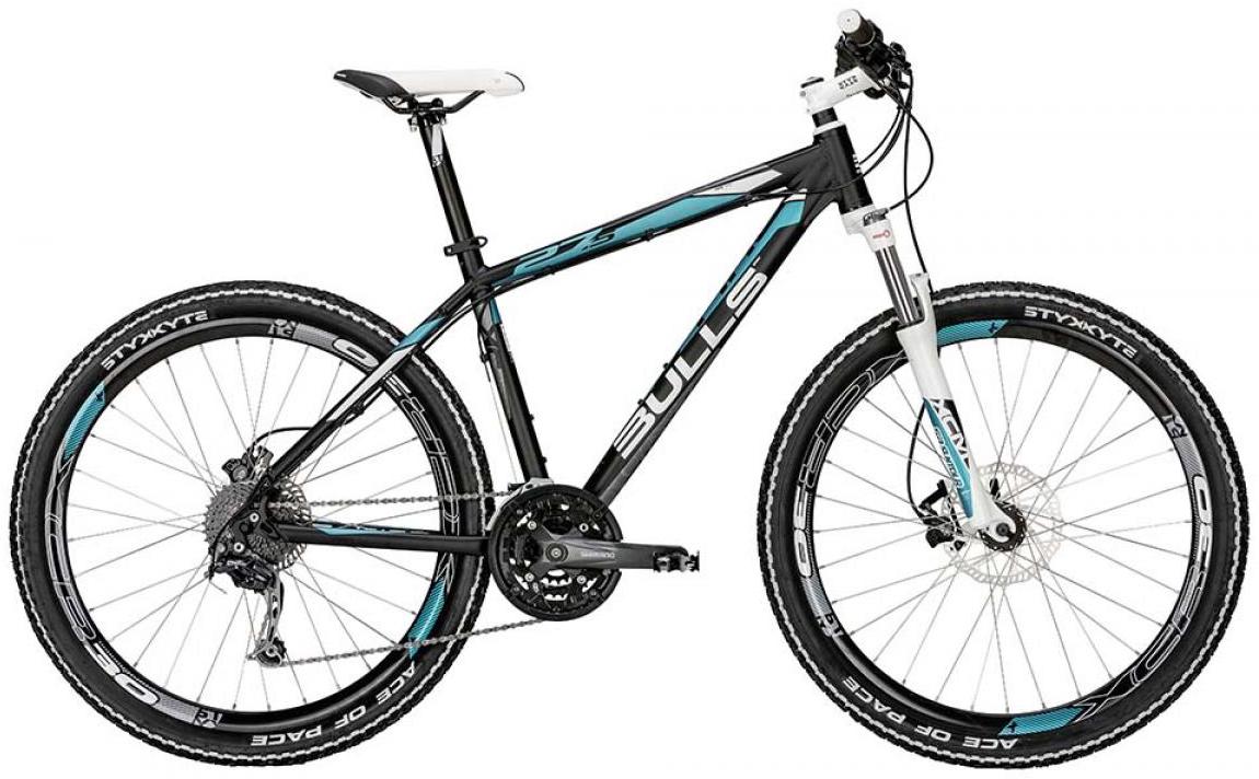 Велосипед женский Bulls Vanida Disc 2015, цвет: черный, рама 20, колесо 27,5128757