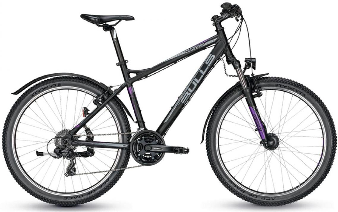 Велосипед женский Bulls Nandi Street 2015, цвет: оранжевый, рама 16, колесо 26128891