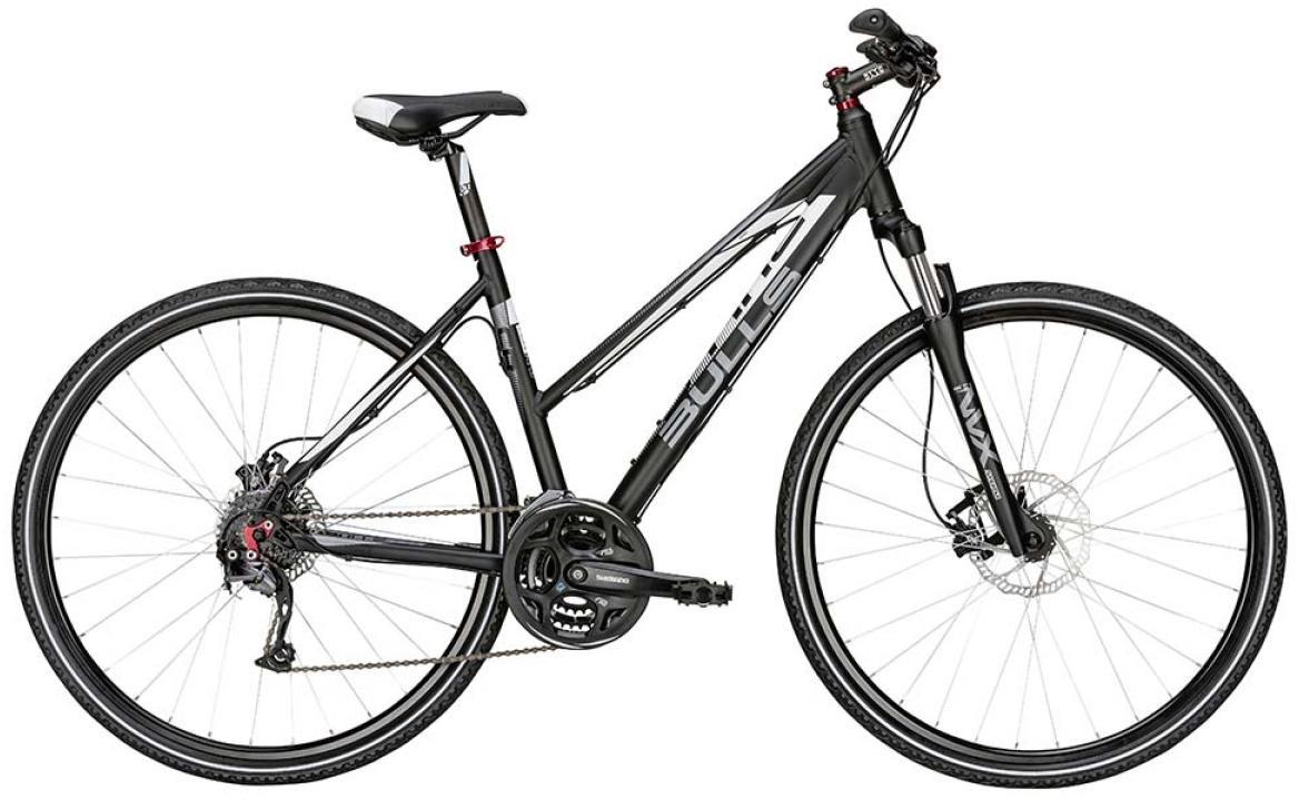 Велосипед женский Bulls Cross Bike 2 Lady 2015, цвет: черный, рама 17,5, колесо 28128995