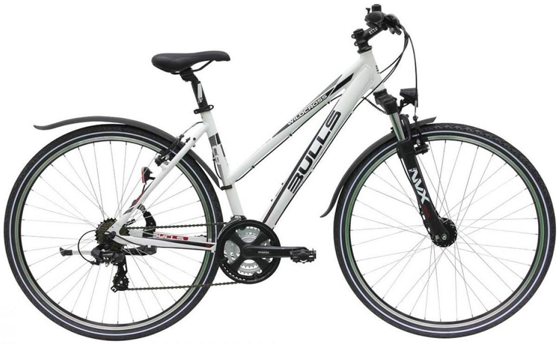 Велосипед женский Bulls Wildcross Street Lady 2015, цвет: серый, рама 19, колесо 28129066