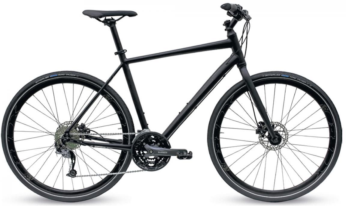 Велосипед городской Bulls Urban 27 2015, цвет: черный, рама 19, колесо 28129115