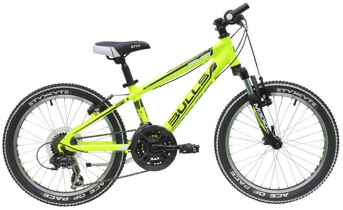 Велосипед детский Bulls Tokee 2015, цвет: синий, колесо 20129156