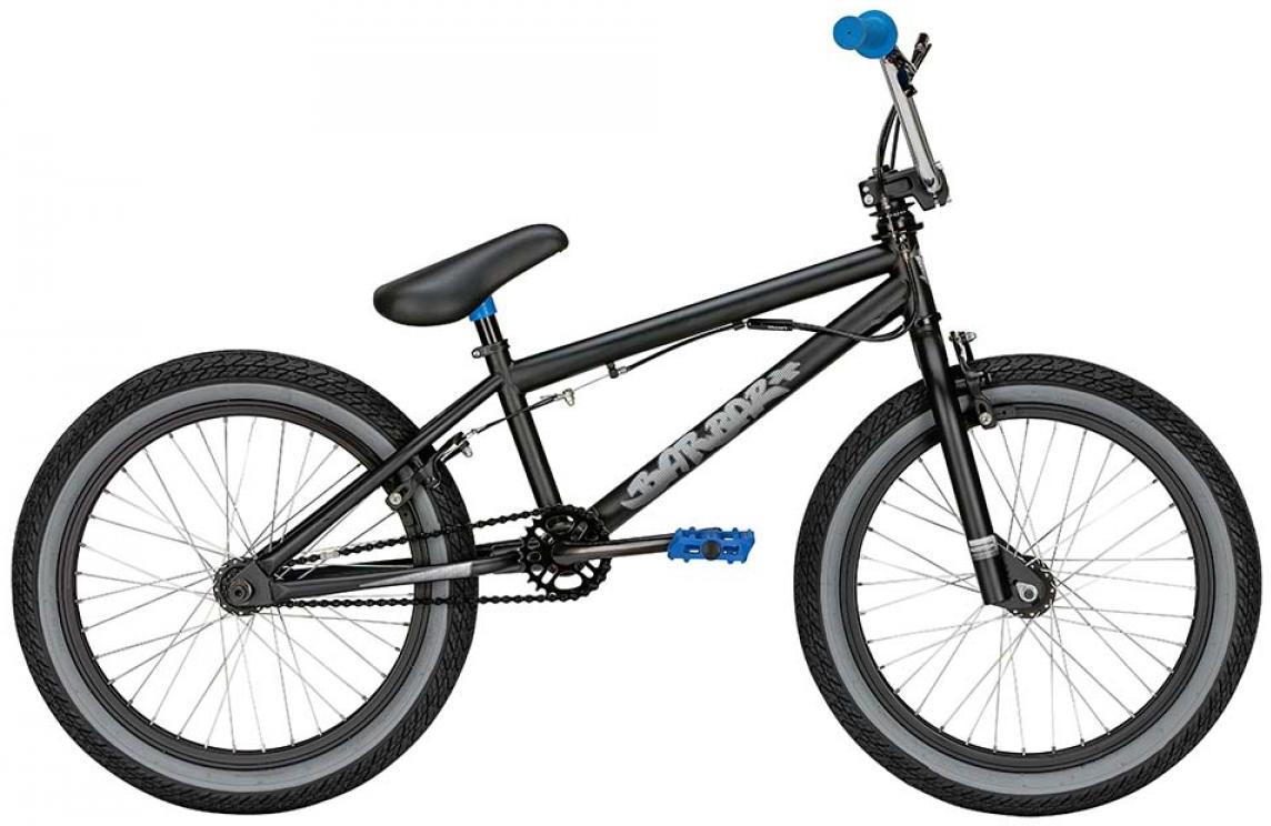 Велосипед BMX Bulls Barbar Plus 2015, цвет: черный, колесо 20129245