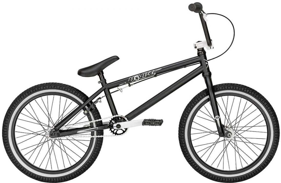 Велосипед BMX Bulls Novice 2015, цвет: черный, колесо 20129246