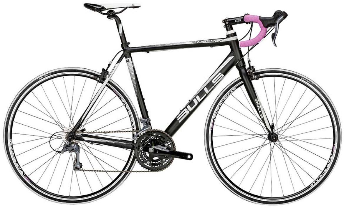 Велосипед женский Bulls Ancura 1 2015, цвет: черный, рама 21,5, колесо 28129262