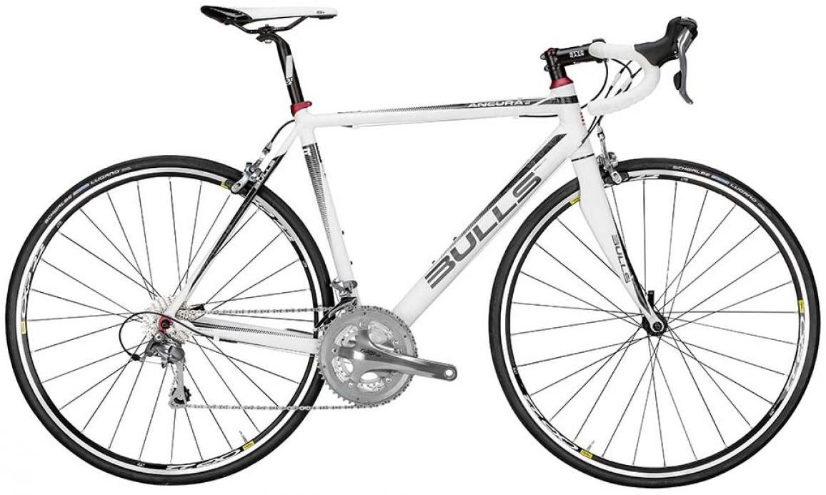 Велосипед женский Bulls Ancura 2 2015, цвет: белый, рама 18,5, колесо 28129269
