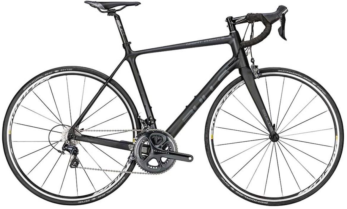 Велосипед шоссейный Bulls Night Hawk 2 2015, цвет: серый, рама 21,5, колесо 28129331